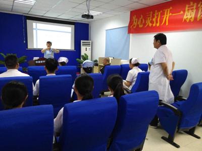 新员工,新起点――青岛安宁医院为新员工开展岗前培训